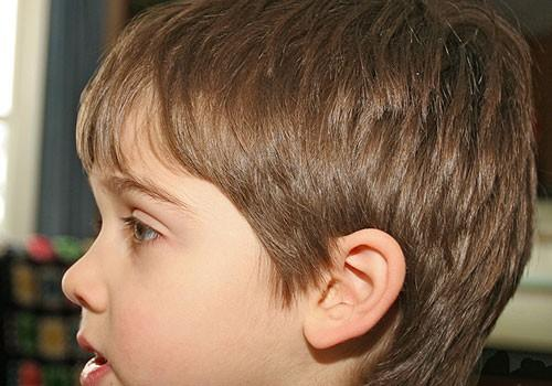 Adorable Little Boy Haircuts