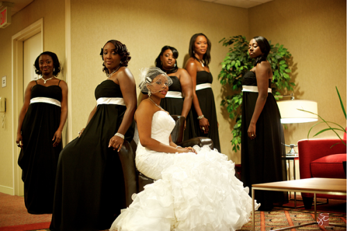 African American Bridesmaid Hairstyles Pictures