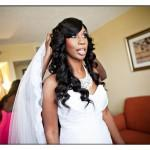 African American Wedding Hairstyles Veil
