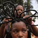 Afro Colombian Women Braid Messages Freedom Hairstyles