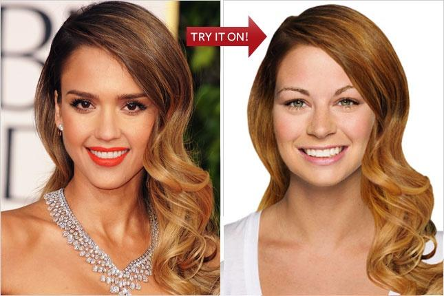 Amazing Website Where You Can Try Different Hairstyles Hair Colors