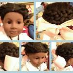 American Girl Hairstyles For Dolls Young Girls