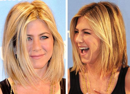 Incredible Aniston Shows Off New Long Bob Hairstyle Madrid Lob Haircut Schematic Wiring Diagrams Amerangerunnerswayorg