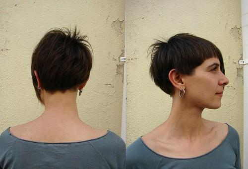 Asymmetrical Haircut This Done Before Would Definitely