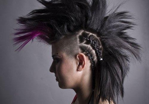 Awesome Mohawk Hairstyle