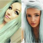 Baby Blue Hair Color Trendy Colors
