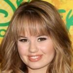 Back Debby Ryan Celebrity Hairstyles Bangs Next Image