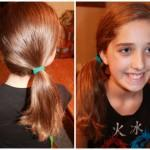 Back School Cute Easy Hairstyles Side Pony