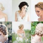Beautiful Bridal Upstyles Wedding Hair Inspiration