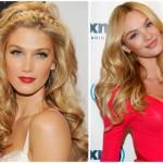 Beautiful Golden Blonde Hair Color