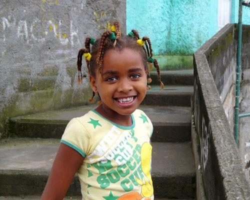 Beautiful Little Black Girl