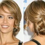 Beautiful Wedding Hairstyles Side