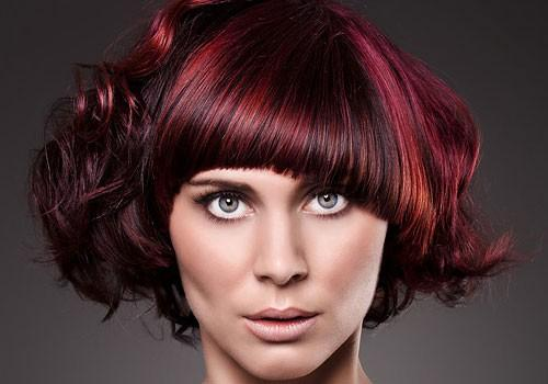 Been Touched Different Shades Red For Distinctive Look