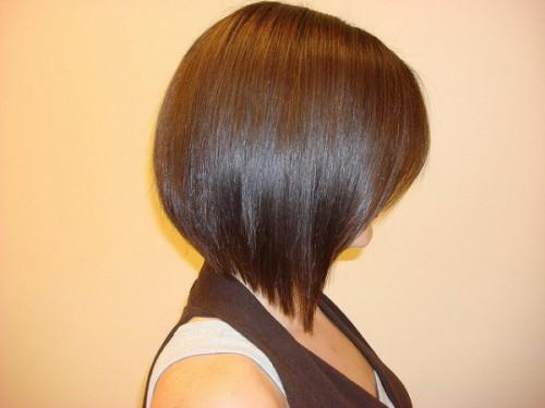 Best Angled Bob Hairstyles Pictures