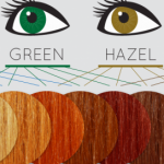 Best Hair Color Chart For Eye