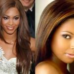 Best Hair Color For Dark Skin Tone Women Yellow