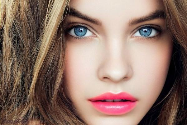 Best Hair Color For Fair Skin Blue Eyes Brown Sophie Hairstyles 30677