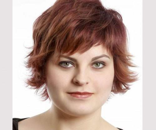 Best Hairstyles For Round Chubby Faces