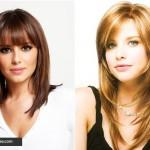 Best Long Hairstyle For Face Women