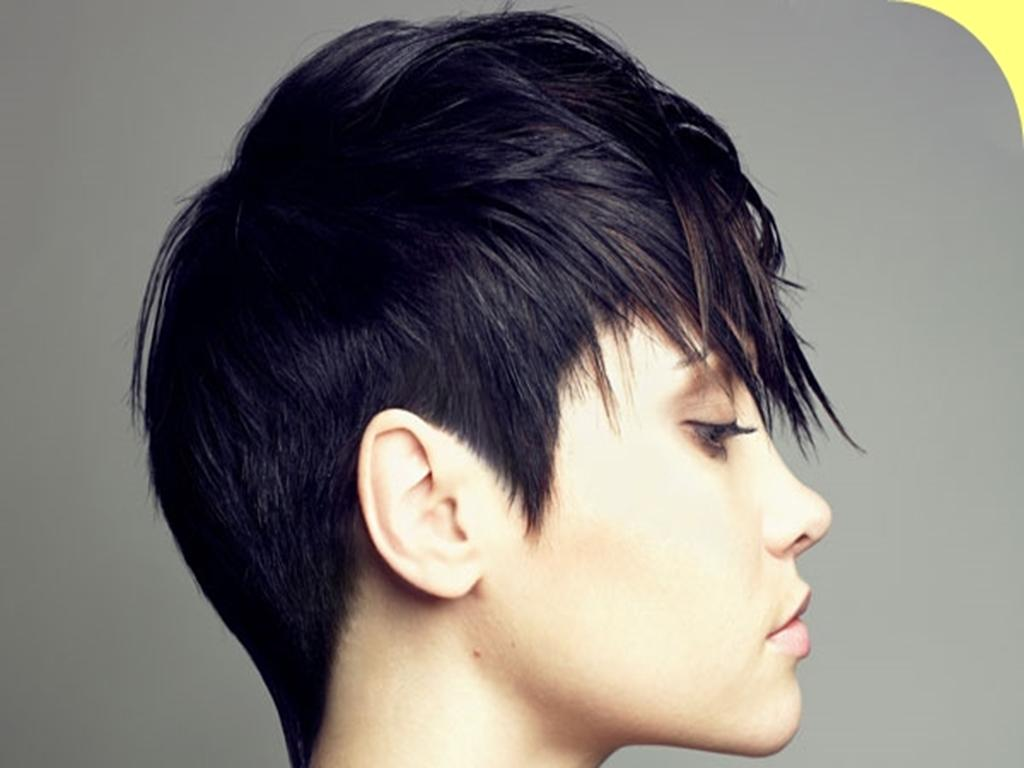 Best Short Black Hairstyles For Thin Hair