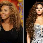 Beyonce Hairstyle Evolution