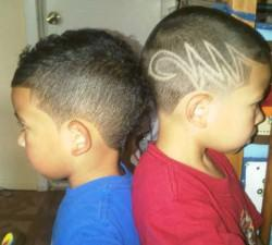 Black Boys Haircut Designs