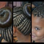 Black Hairstyles African American Braided For