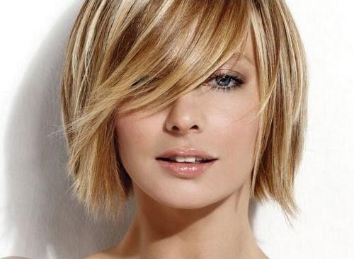 Blond Short Hair Idea