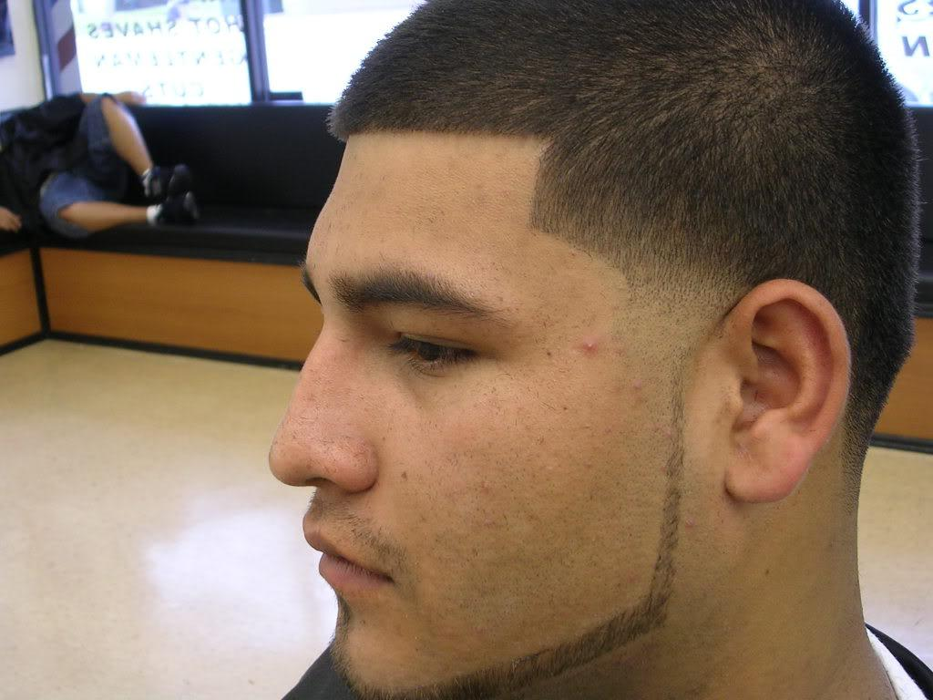 Blowout Haircut Tapers Type