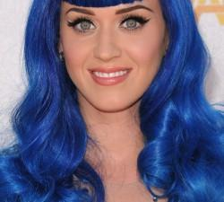 Blue Black Hair Color This Katy Wig