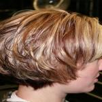 Bob Haircut Short Layered