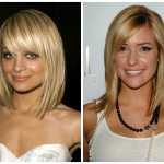 Bob Haircuts Side Swept Bangs