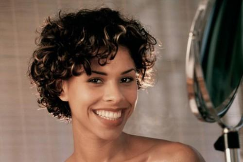 Bob Hairstyle Also Gorgeous Option For Naturally Curly Hair