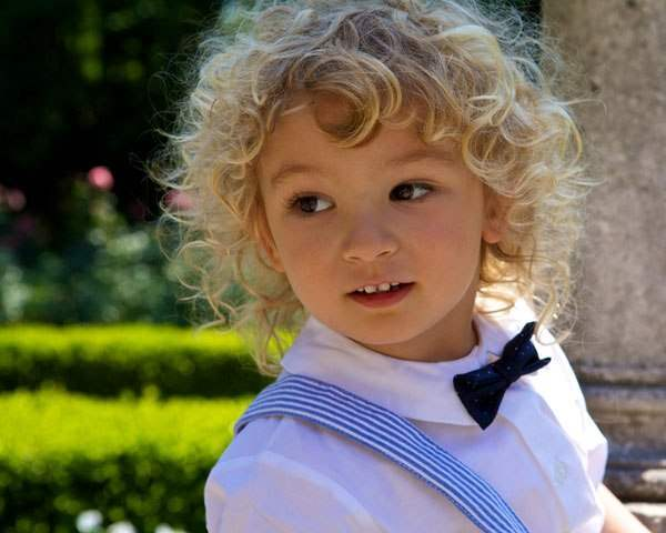 Boy Toddler Haircuts For Curly Hair