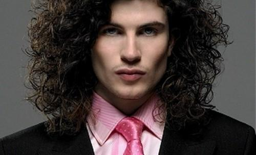 Boys Long Hairstyles For Curly Hair