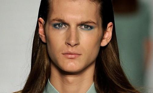 Boys Straight Long Hairstyles