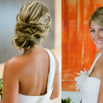 Braided Side Swept Wedding Hairstyles For Long Hair