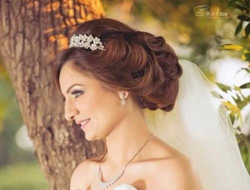 Bridal Hairstyles Updo For Wedding Day Syed