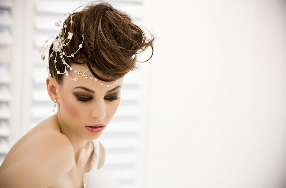 Bridal Quiff Hairstyles Uploaded Thursday