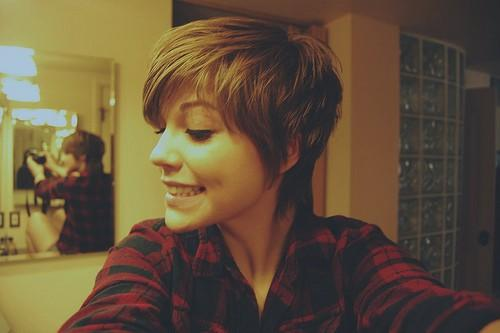 Celebrity Hairstyles Hair Inspiration Pixie Cut Short
