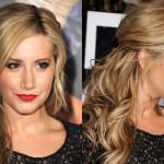 Celebrity Party Hairstyles