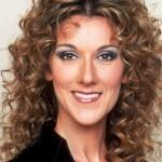 Celine Dion Curly Hair
