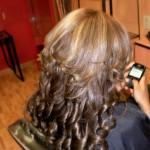 Chocolate Brown Hair Color Blonde Highlights Blues