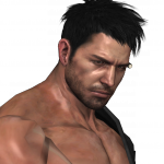 Chris Redfield Different Hairstyle Spyrousseraphim