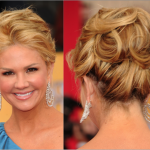 Classic Prom Updo Hairstyle