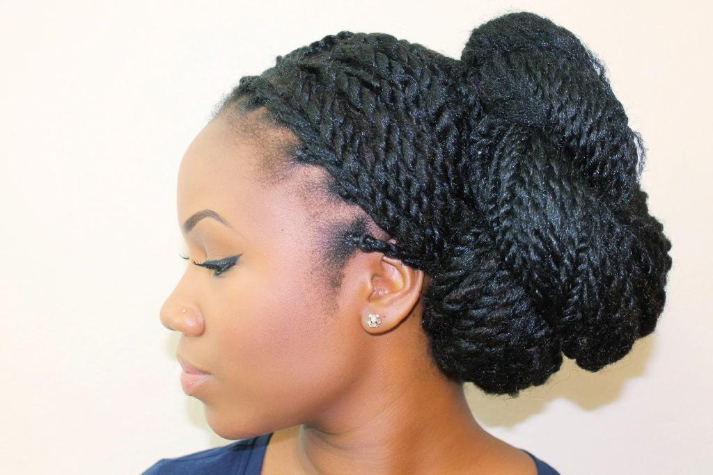 Click Here See How Condition Hair After Protective Styling