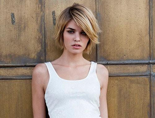 Cool Short Blonde Hairstyles