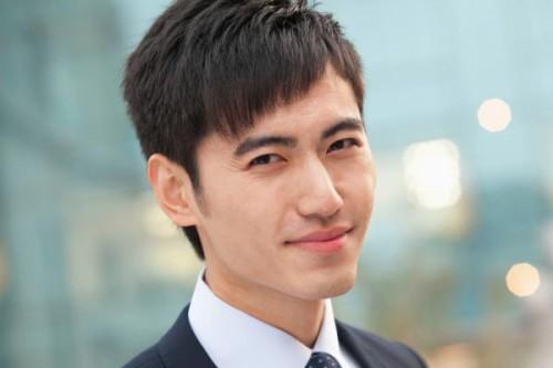 Cool Short Hairstyles For Asian Men Picture