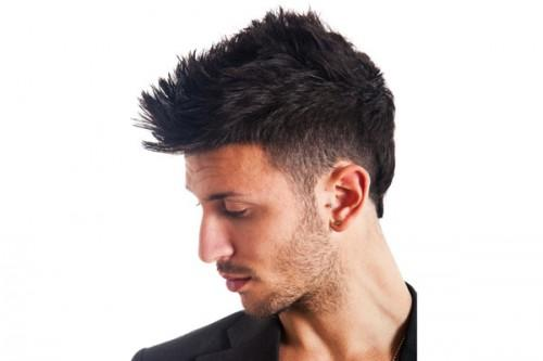 Cool Undercut Hairstyles Spikes Men