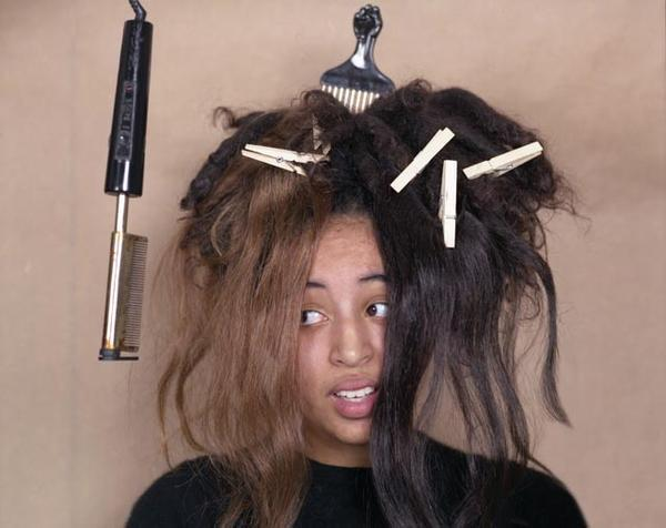 Crazy Black People Hair Secret That